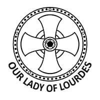 Our Lady of Lourdes RC Primary School Rottingdean Logo