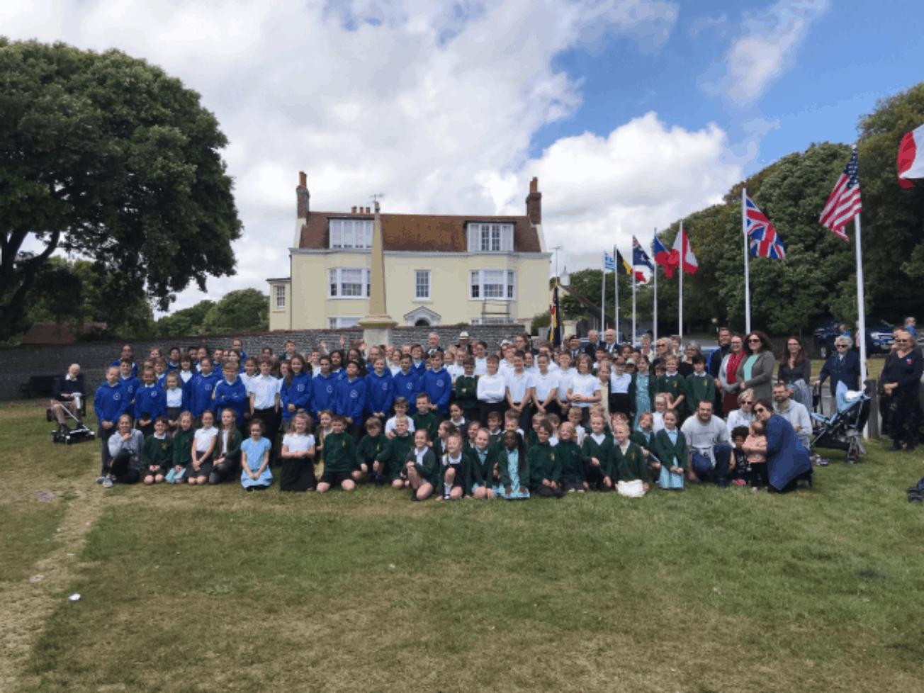 Rottingdean Village D-Day commemoration