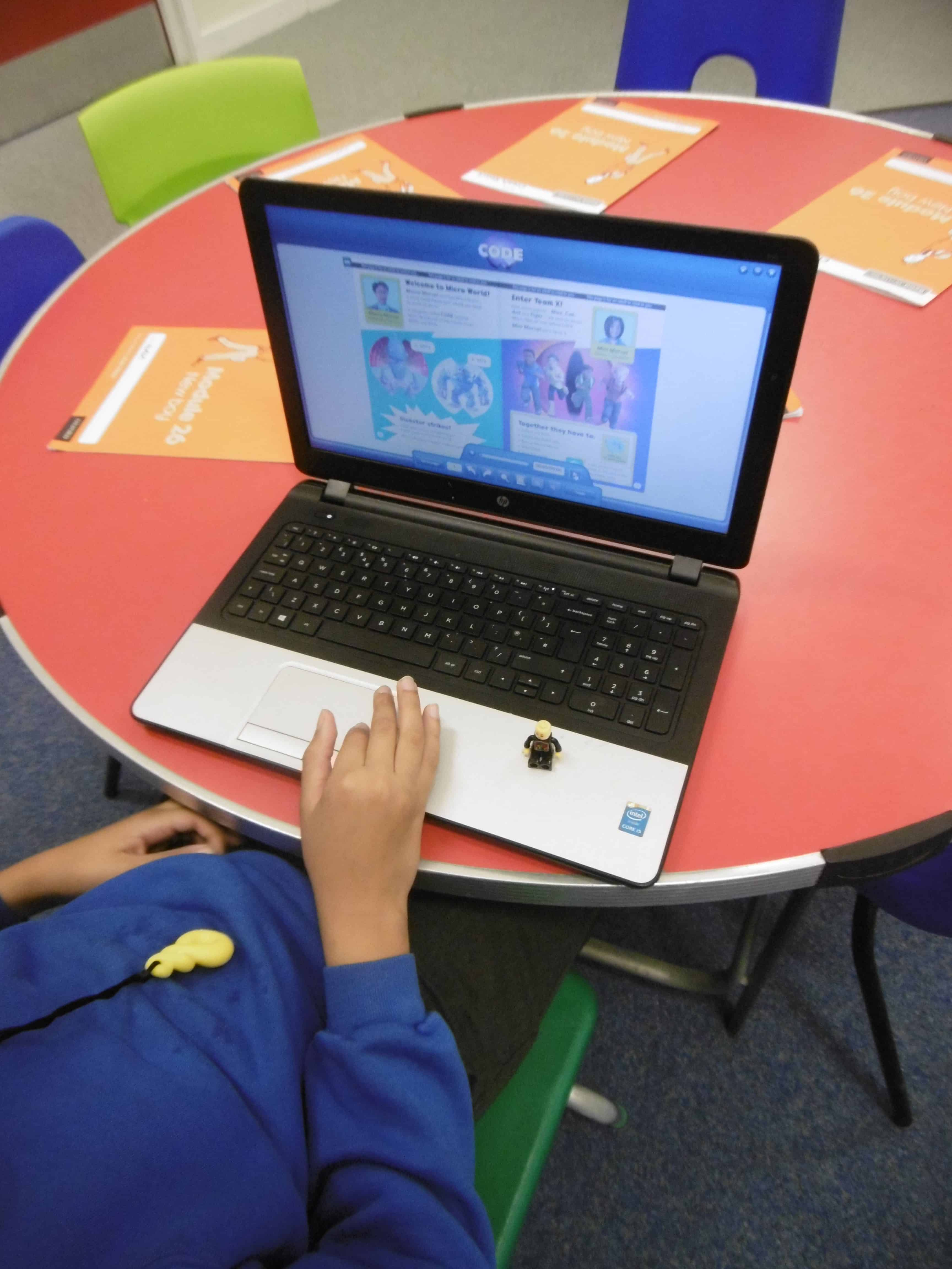 Laptops to Support Writing