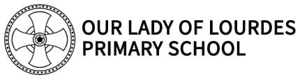 Our Lady of Lourdes Primary School Logo