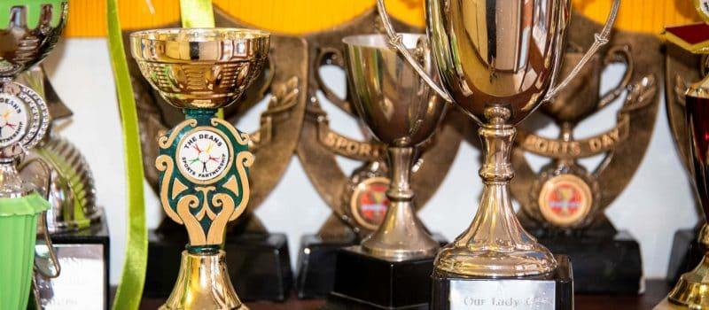 Our-Lady-of-Lourdes-trophies